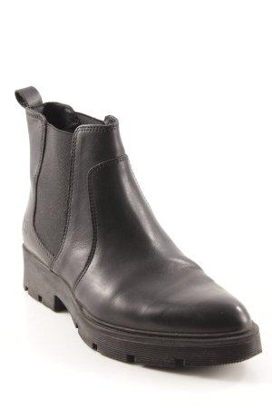 Bronx Chelsea Boots schwarz Casual-Look