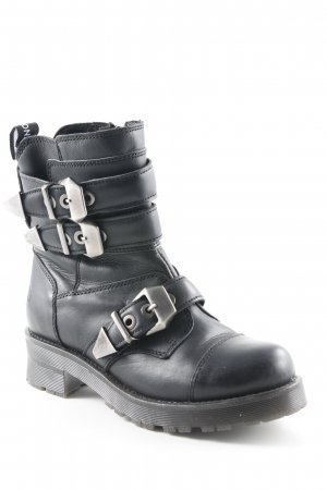 Bronx Desert Boots schwarz Casual-Look
