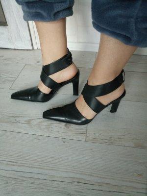 BRONX High Heels, schwarz, Gr. 39