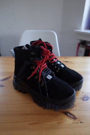 Bronx Jaxstar Hiking Ankle Boots