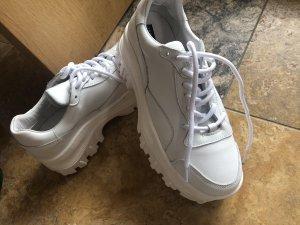 Bronx Heel Sneakers white