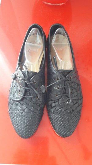 Bronx Leder Schuhe Gr. 41 top