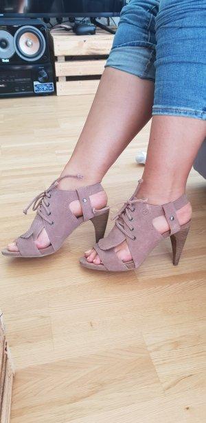 Bronx High Heel Sandal mauve