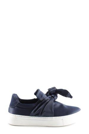 Bronx Schlüpfsneaker blau Casual-Look