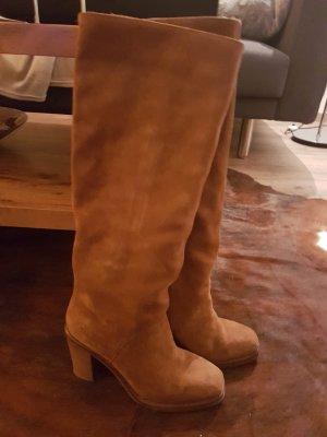 Bronx Stiefel Wildleder ( ca.40cm fast Overknies)