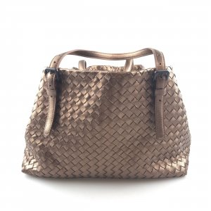 Bronze Bottega Veneta Shoulder Bag