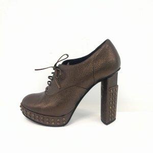Bronze Fendi High Heel