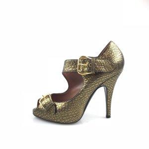 Bronze Giuseppe Zanotti High Heel