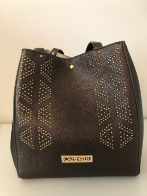 Bronze/Gold Cafè Noir bag