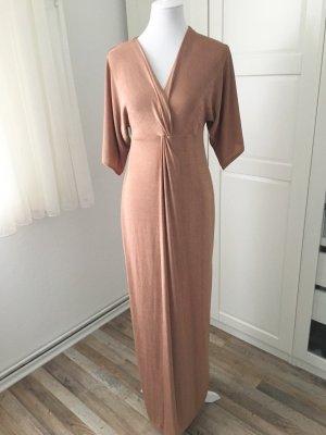 Bronze Kleid