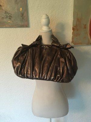 Bronze - metallic Handtasche
