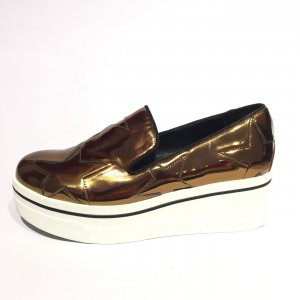 Bronze Stella McCartney Sneaker