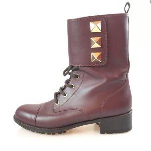 Bronze Valentino Boot