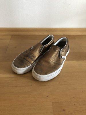 Bronze Vans Slipper