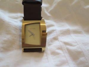 Bronzefabene Armbanduhr von ROLF CREMER