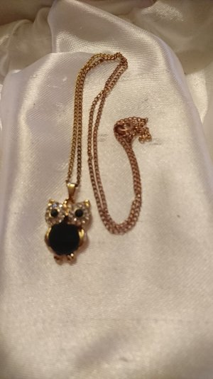 Collier Necklace black-bronze-colored