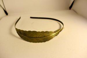 Bijoux pour la tête bronze métal
