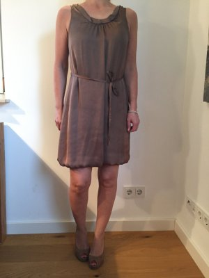 H&M Dress bronze-colored
