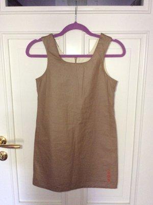 Bronzefarbenes Kleid von DKNY