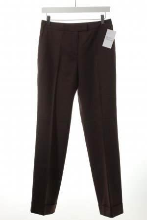 Brooks Brothers Stoffhose braun Business-Look