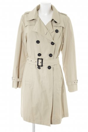 Brookshire Trenchcoat hellbeige klassischer Stil