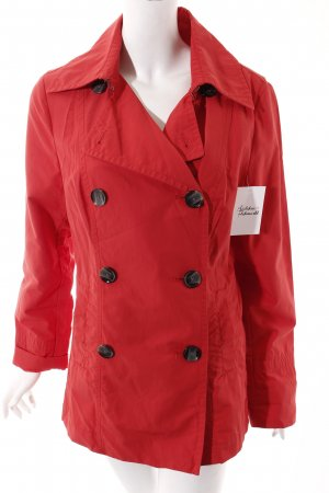 Brookshire Trenchcoat rot Casual-Look