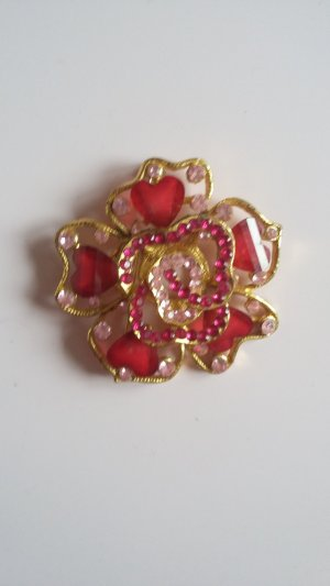 Vintage Brooch multicolored