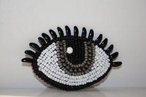 Brosche Auge Handmade