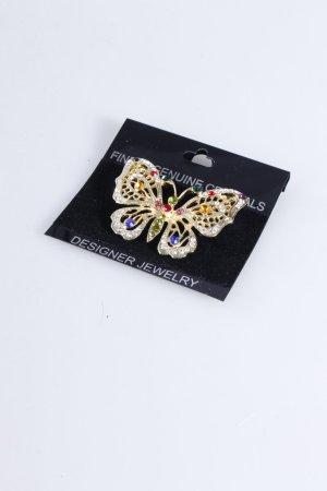 Brooch in butterfly shape