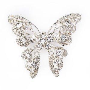 Brosche in Schmetterlingsform von Devella TANGO