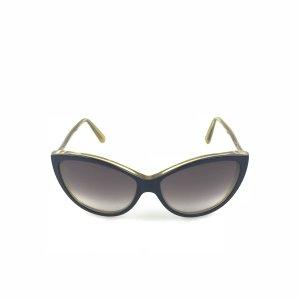 Brown  Alexander McQueen Sunglasses