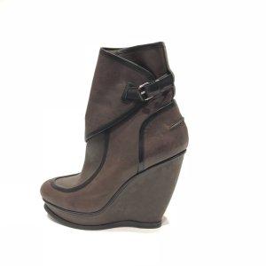 Brown  Balenciaga Boot