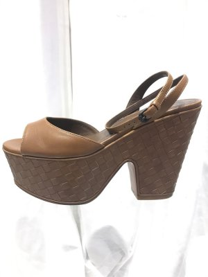 Brown  Bottega Veneta High Heel