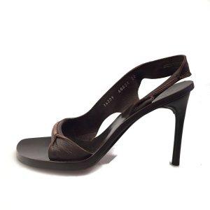 Brown  Bottega Veneta Sandal