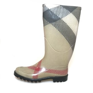 Brown  Burberry Boot