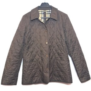 Brown  Burberry Jacket