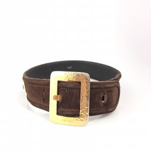 Celine Belt brown