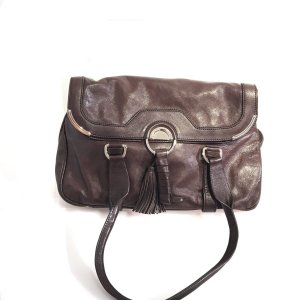 Brown  Celine Shoulder Bag