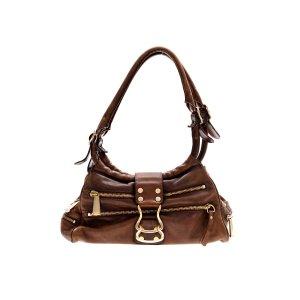 Brown  Cesare Paciotti  Shoulder Bag