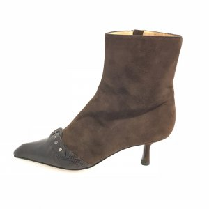 Brown  Chanel Boot