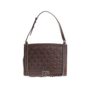 Brown  Chanel Shoulder Bag