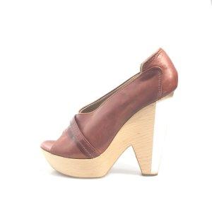 Brown  Chloe High Heel