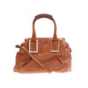 Brown  Chloe Shoulder Bag