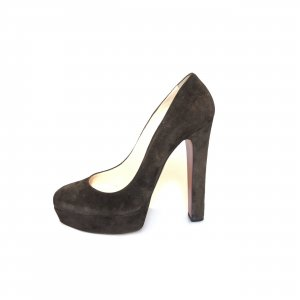 Brown  Christian Louboutin High Heel