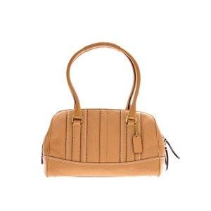 Brown  Coach Shoulder Bag