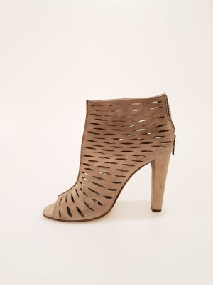Brown  Diane Von Furstenberg High Heel