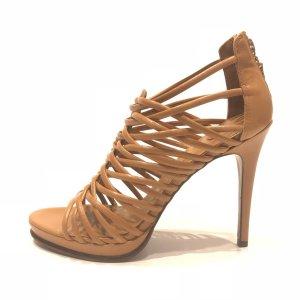 Brown  Diane Von Furstenberg High Heel