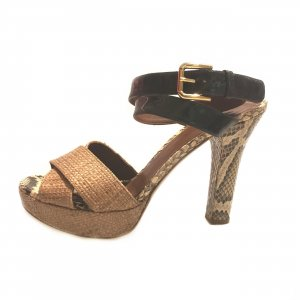 Brown  Dolce & Gabbana High Heel