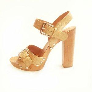 Brown  Dolce & Gabbana High Heel