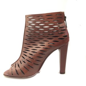 High-Heeled Sandals brown